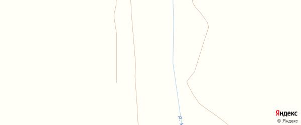 Львовская улица на карте деревни Львовки с номерами домов