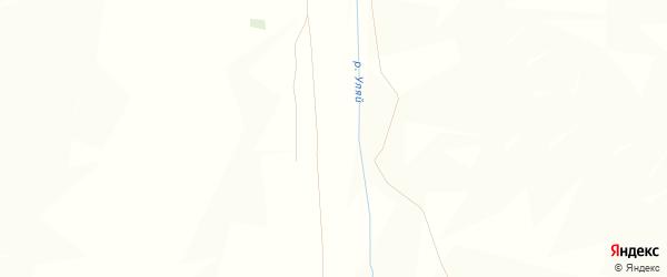 Карта деревни Львовки в Башкортостане с улицами и номерами домов