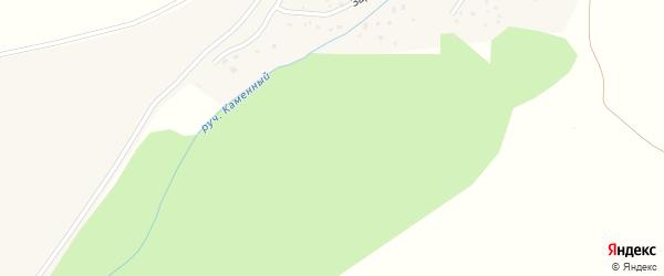 Малиновая улица на карте СНТ Автодорожника с номерами домов