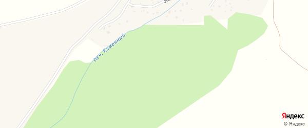Дачная улица на карте села Юматовского сельхозтехникумы с номерами домов