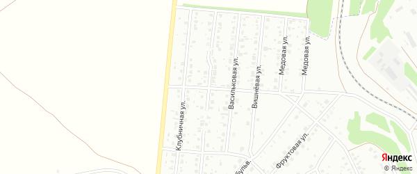 Апельсиновый переулок на карте Кумертау с номерами домов