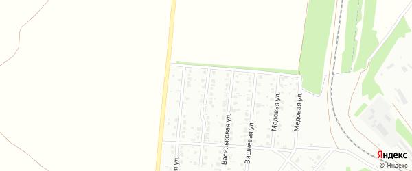 Сиреневый переулок на карте Кумертау с номерами домов