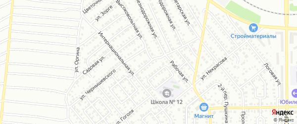 Улица Арсланова на карте Кумертау с номерами домов