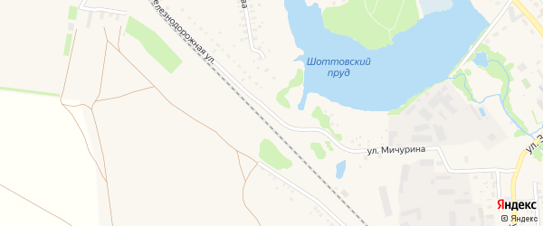 Вокзальная улица на карте села Айсуак с номерами домов