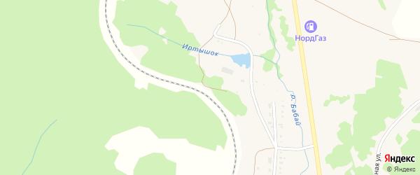 Пролетарская улица на карте села Ермолаево с номерами домов