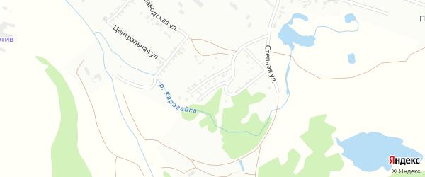 Гидромеханизации 2-я улица на карте Кумертау с номерами домов