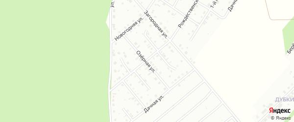 Озерная улица на карте Кумертау с номерами домов