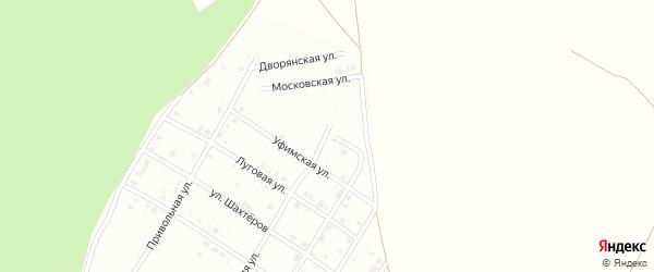 Рижская улица на карте Кумертау с номерами домов