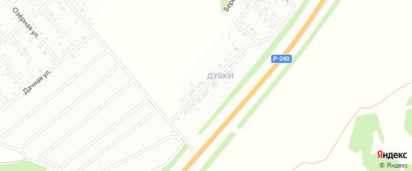 Улица 50 лет Победы на карте Кумертау с номерами домов