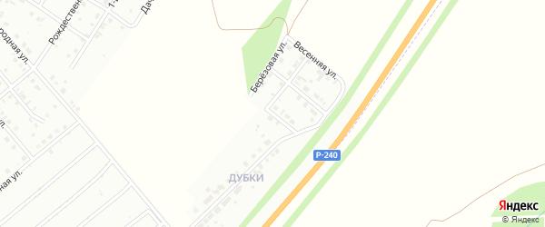 Свободы 1-й переулок на карте Кумертау с номерами домов