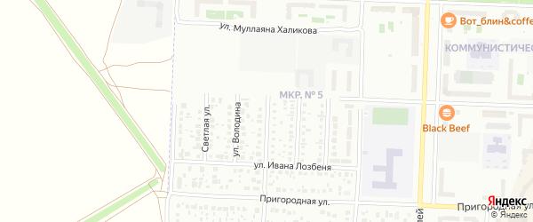 Интернациональная улица на карте Стерлитамака с номерами домов