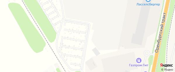 Электрозаводская улица на карте села Зубово с номерами домов