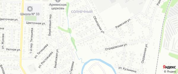 Белоусовская улица на карте Стерлитамака с номерами домов