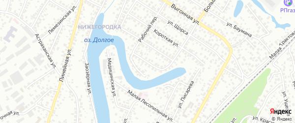 Таймырская улица на карте Уфы с номерами домов