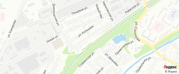 Раевская улица на карте Стерлитамака с номерами домов