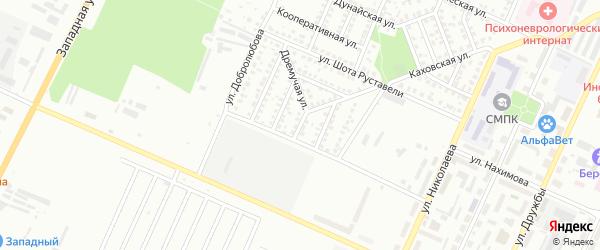 Улица Спартака на карте Стерлитамака с номерами домов