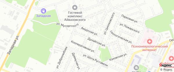 Улица Плеханова на карте Стерлитамака с номерами домов