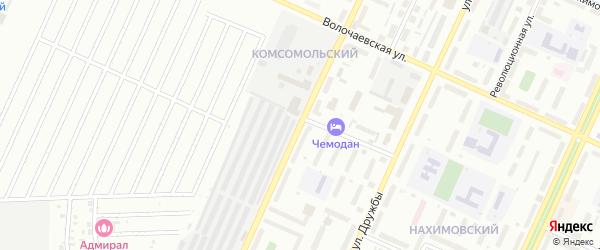 Улица Николаева на карте Стерлитамака с номерами домов