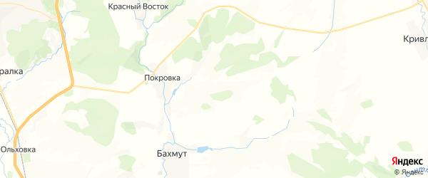 Карта Таймасовского сельсовета республики Башкортостан с районами, улицами и номерами домов