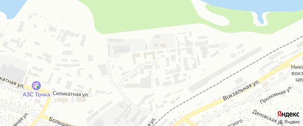 Улица 31 Лесопристань на карте Уфы с номерами домов
