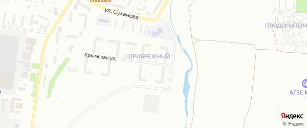 Крымская улица на карте Стерлитамака с номерами домов