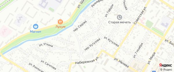 Улица Остров Свободы на карте Стерлитамака с номерами домов