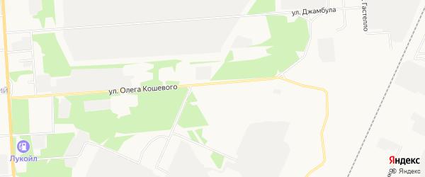 СНТ Каучук 5/1 на карте Стерлитамакского района с номерами домов