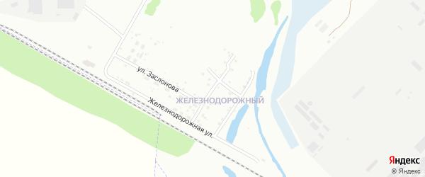 Улица Челюскина на карте Ишимбая с номерами домов