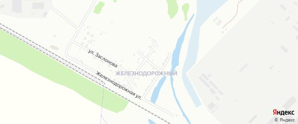 Улица Терешковой на карте Ишимбая с номерами домов