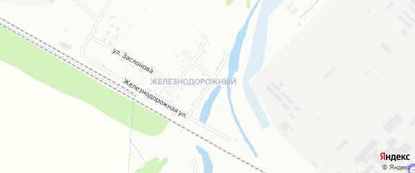 Улица Тургенева на карте Ишимбая с номерами домов
