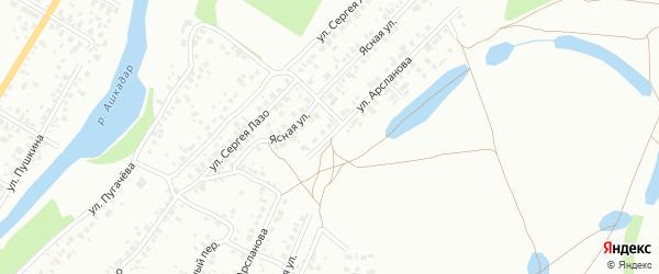 Улица Арсланова на карте Стерлитамака с номерами домов