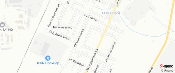 Улица Ульяны Громовой на карте Стерлитамака с номерами домов