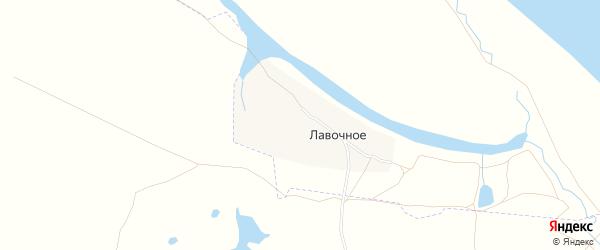 Карта Лавочного села в Башкортостане с улицами и номерами домов