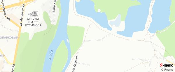 СНТ Горсовет на карте Кировского района с номерами домов