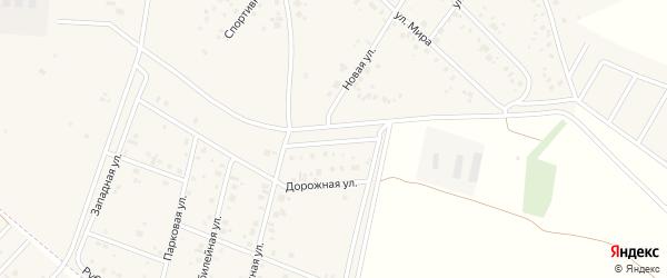 Габдуллы Тукая улица на карте деревни Старые Киешки с номерами домов