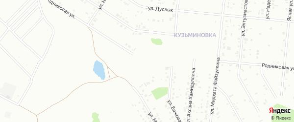 Улица Аксакова на карте Ишимбая с номерами домов