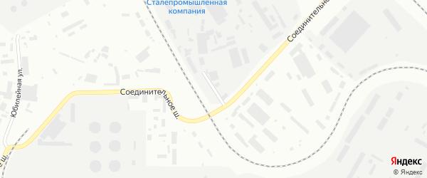 Дорожная 2-я улица на карте Уфы с номерами домов