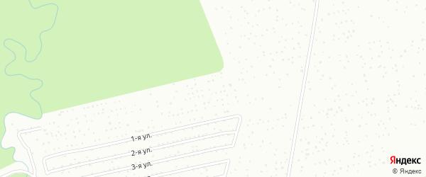 Уфимская 3-я улица на карте Уфы с номерами домов