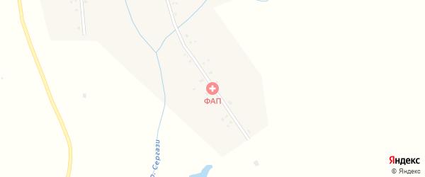 Молодежная улица на карте Саннинского села с номерами домов
