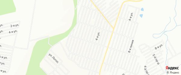 СНТ N3 ОСТ ОАО УМПО на карте Уфы с номерами домов