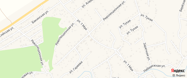1 Мая улица на карте села Иглино с номерами домов