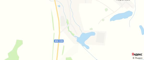 Карта деревни Евбуляка в Башкортостане с улицами и номерами домов