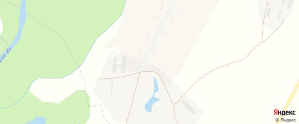 Заозерная улица на карте Новопокровского села с номерами домов