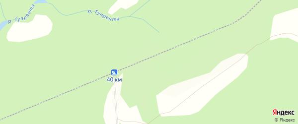 Карта деревни Тукмаклы в Башкортостане с улицами и номерами домов