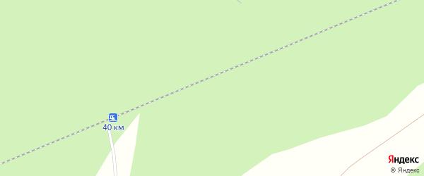 Улица Комарова на карте деревни Тукмаклы с номерами домов