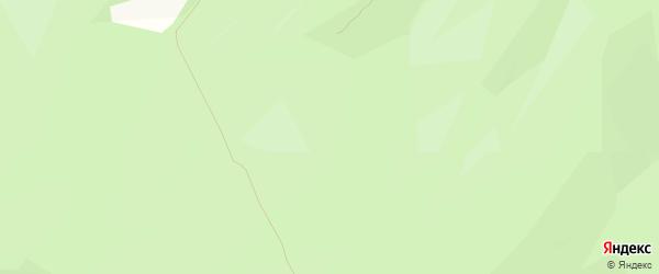 Карта Урочища Трехгранного квартала в Челябинской области с улицами и номерами домов