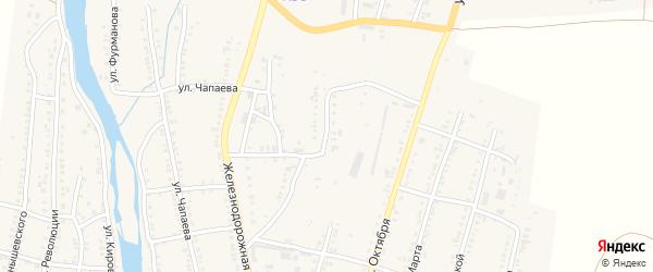 Набережная улица на карте Сима с номерами домов