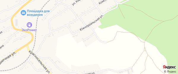 Улица Гребнева на карте Катава-Ивановска с номерами домов
