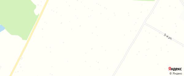 Сад Радуга на карте Белорецка с номерами домов