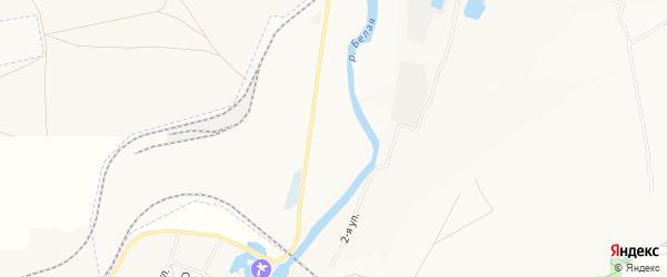 СНТ КС N10 УПП ВОС на карте участка УПП ВОС с номерами домов